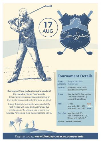 Jan Spruit Golf Tournament